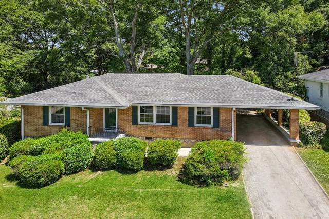 2023 Montrose Drive, East Point, GA 30344 (MLS #6883869) :: Path & Post Real Estate