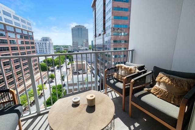 20 10th Street #1402, Atlanta, GA 30309 (MLS #6883894) :: Todd Lemoine Team