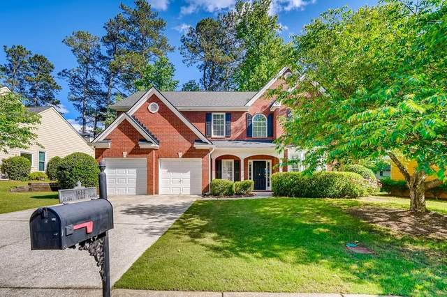1455 Stoney Field Place, Lawrenceville, GA 30043 (MLS #6883907) :: North Atlanta Home Team