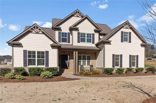 17 Odgers Trail, Dawsonville, GA 30534 (MLS #6883912) :: The Gurley Team