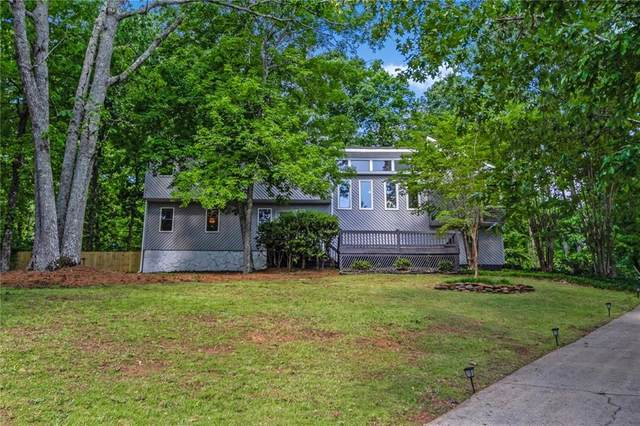 4069 Ophie Drive NE, Marietta, GA 30066 (MLS #6883913) :: North Atlanta Home Team