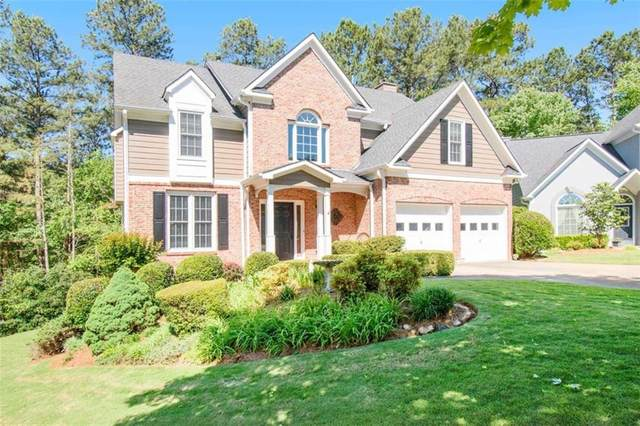 127 Dragging Canoe, Woodstock, GA 30189 (MLS #6883918) :: Charlie Ballard Real Estate