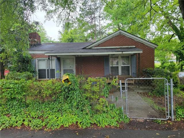 40 Five Points Street, Monticello, GA 31064 (MLS #6883923) :: Path & Post Real Estate