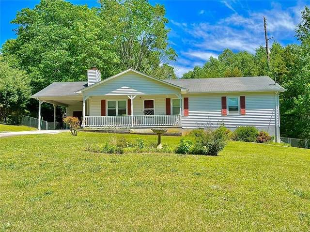 2977 Rogers Drive, Gainesville, GA 30506 (MLS #6883924) :: The Gurley Team