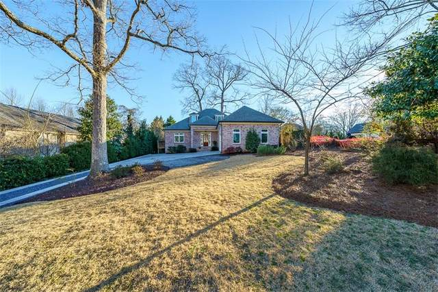 1897 Tobey Road, Atlanta, GA 30341 (MLS #6883930) :: The Cowan Connection Team