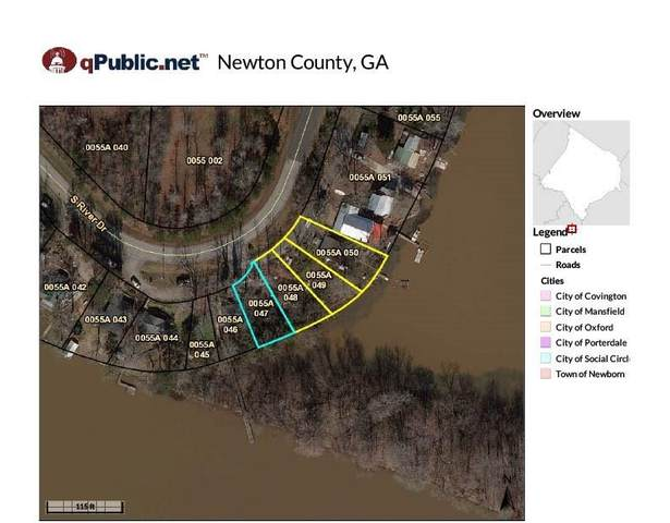 352 South River Drive, Jackson, GA 30233 (MLS #6883946) :: Rock River Realty