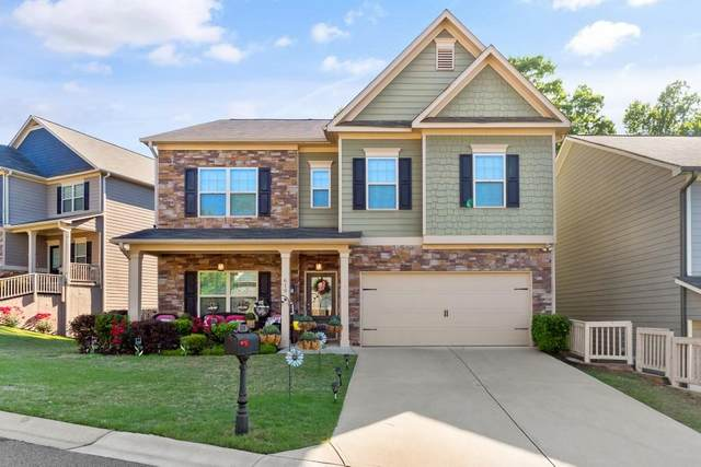 619 Georgia Way, Woodstock, GA 30188 (MLS #6883977) :: The Heyl Group at Keller Williams