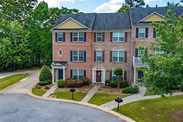 737 Pecan Knoll Drive #5, Marietta, GA 30008 (MLS #6884020) :: Charlie Ballard Real Estate