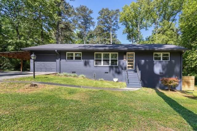 1700 Hammond Woods Circle SW, Marietta, GA 30008 (MLS #6884037) :: North Atlanta Home Team