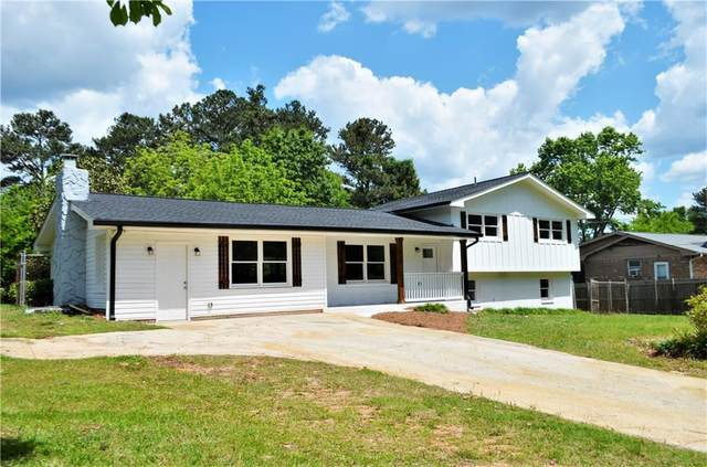 5606 Stewart Mill Road, Douglasville, GA 30135 (MLS #6884050) :: The Gurley Team