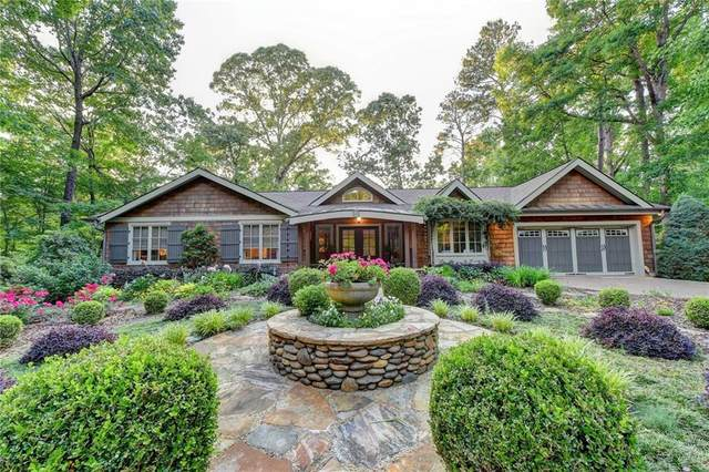 106 Ridge Road, Berkeley Lake, GA 30096 (MLS #6884055) :: North Atlanta Home Team