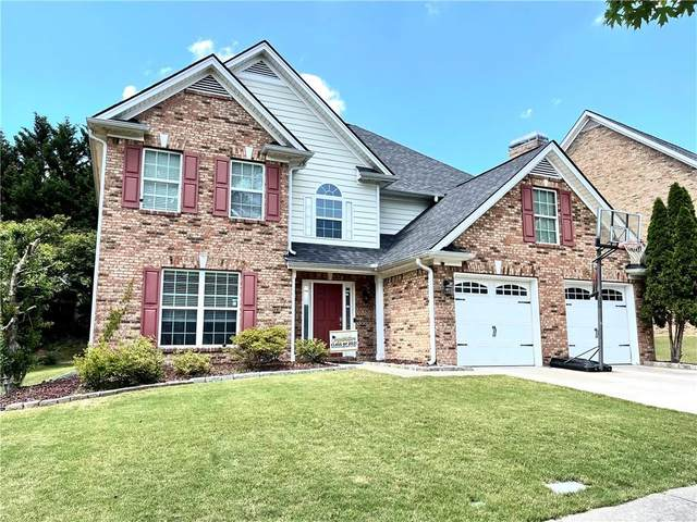 920 Park Knoll Court, Lawrenceville, GA 30043 (MLS #6884073) :: North Atlanta Home Team