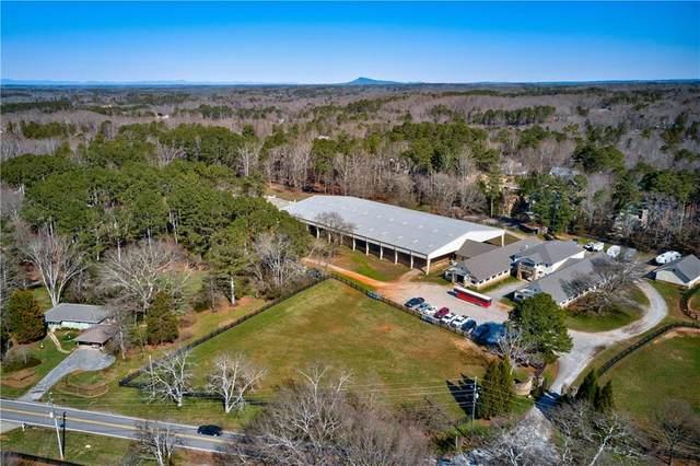 13835 Hopewell Road, Milton, GA 30004 (MLS #6884110) :: AlpharettaZen Expert Home Advisors
