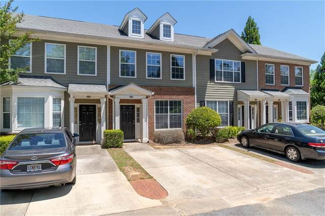 2086 Del Lago Circle NW Na, Kennesaw, GA 30152 (MLS #6884123) :: North Atlanta Home Team