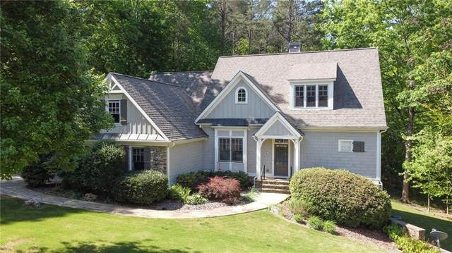 235 Cane Mill Lane, Dahlonega, GA 30533 (MLS #6884124) :: Oliver & Associates Realty