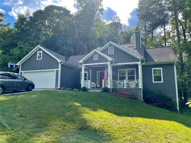 3821 Crestmore Drive NE, Kennesaw, GA 30144 (MLS #6884125) :: North Atlanta Home Team