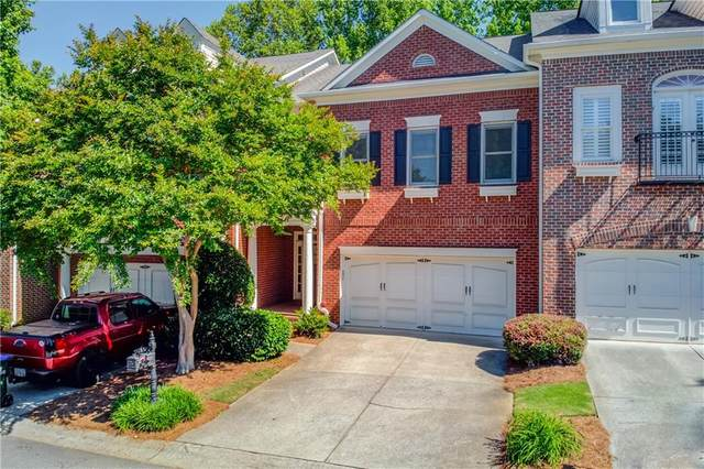 3109 Village Green Drive #3100, Roswell, GA 30075 (MLS #6884132) :: North Atlanta Home Team
