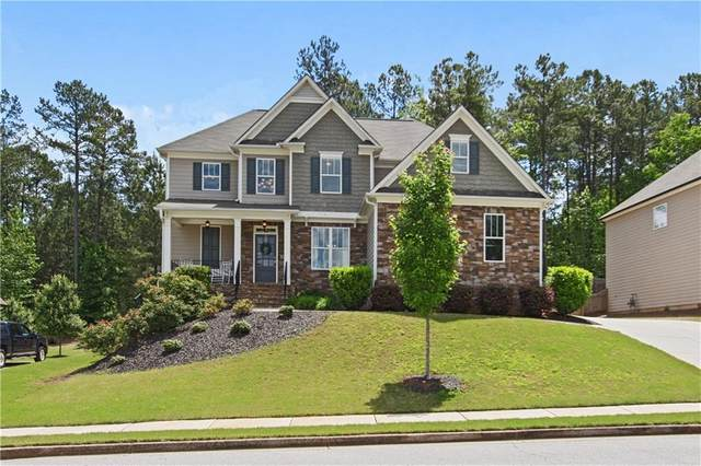 1135 Double Branches Lane, Dallas, GA 30132 (MLS #6884176) :: The Heyl Group at Keller Williams