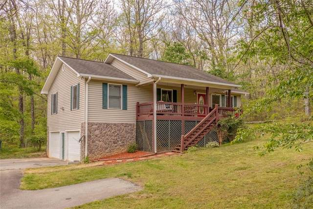 29 Mercury Lane, Mineral Bluff, GA 30559 (MLS #6884236) :: North Atlanta Home Team