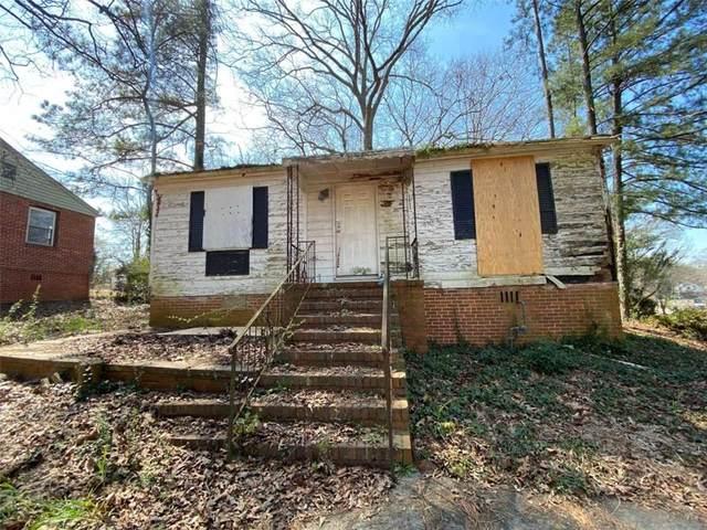 2053 Perkerson Road, Atlanta, GA 30310 (MLS #6884259) :: North Atlanta Home Team