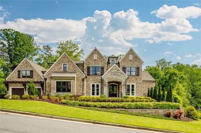 3858 Teesdale Court, Sandy Springs, GA 30350 (MLS #6884268) :: North Atlanta Home Team