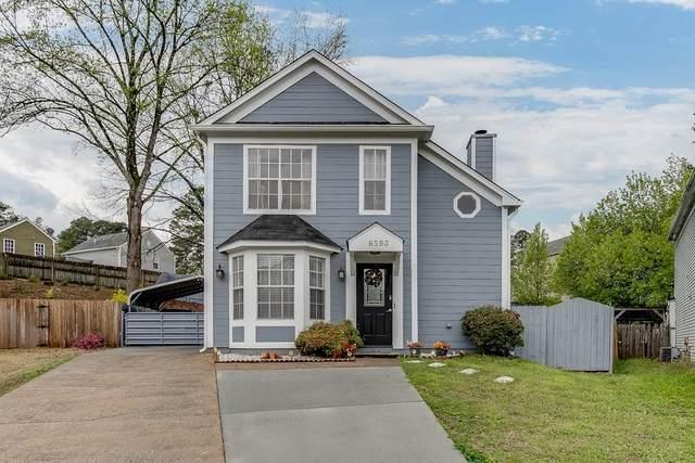 6593 Devonshire Court, Norcross, GA 30093 (MLS #6884269) :: North Atlanta Home Team