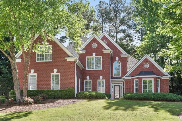 615 Copper Creek Circle, Alpharetta, GA 30004 (MLS #6884271) :: The Gurley Team