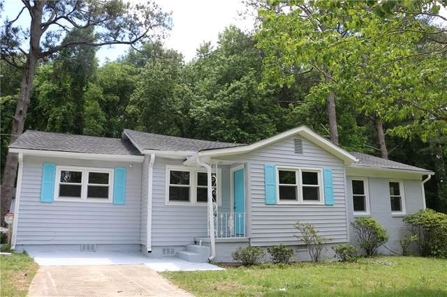 2325 Jernigan Place SE, Atlanta, GA 30315 (MLS #6884282) :: AlpharettaZen Expert Home Advisors