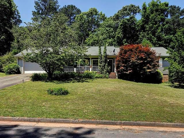 3581 Todd Drive, Douglasville, GA 30135 (MLS #6884284) :: AlpharettaZen Expert Home Advisors
