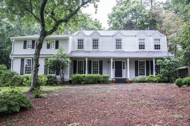 1030 Millridge Lane SE, Marietta, GA 30067 (MLS #6884318) :: North Atlanta Home Team