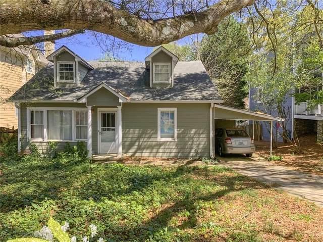 643 Sycamore Drive, Decatur, GA 30030 (MLS #6884333) :: North Atlanta Home Team