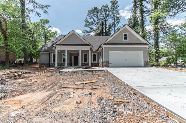 4179 Grogan Street NW, Acworth, GA 30101 (MLS #6884347) :: The Cowan Connection Team