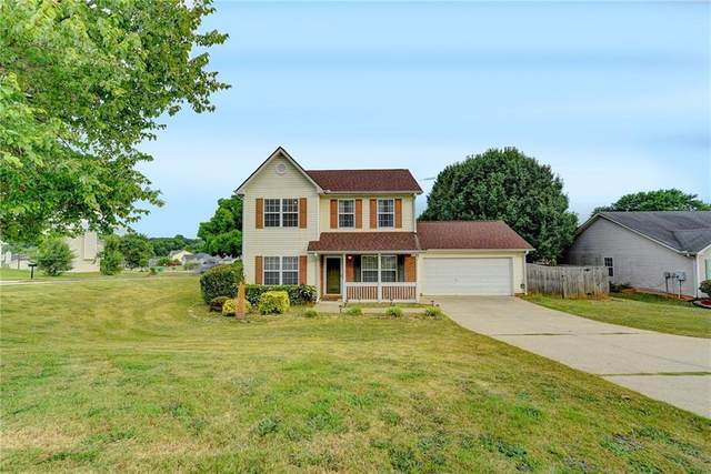 309 Shenandoah Circle, Winder, GA 30680 (MLS #6884364) :: RE/MAX Paramount Properties