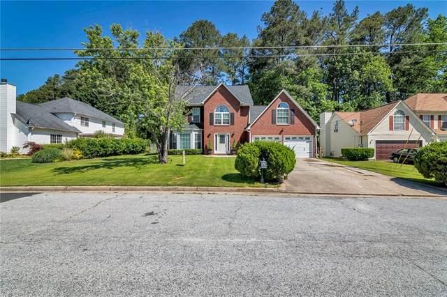 6488 Castle Downs Court, Lithonia, GA 30058 (MLS #6884366) :: North Atlanta Home Team
