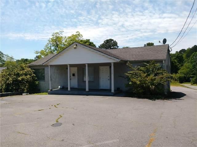 1206 Sandtown Road SW, Marietta, GA 30008 (MLS #6884399) :: Dillard and Company Realty Group