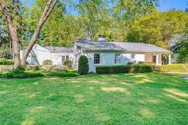 3860 Lake Forrest Drive, Atlanta, GA 30342 (MLS #6884406) :: RE/MAX Prestige