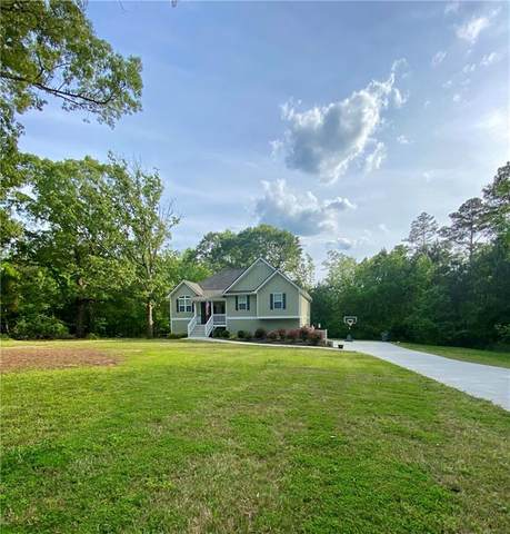8539 Flint Hill Road, Douglasville, GA 30135 (MLS #6884449) :: The Gurley Team