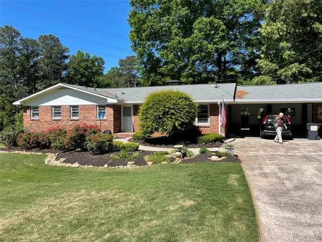 1595 S Lake Drive, Marietta, GA 30062 (MLS #6884469) :: HergGroup Atlanta