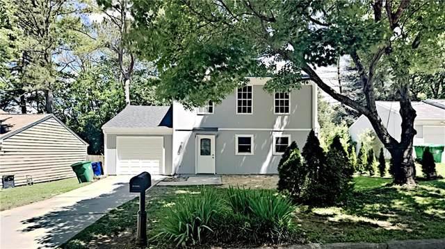 4596 Garden Hills Drive, Stone Mountain, GA 30083 (MLS #6884486) :: North Atlanta Home Team