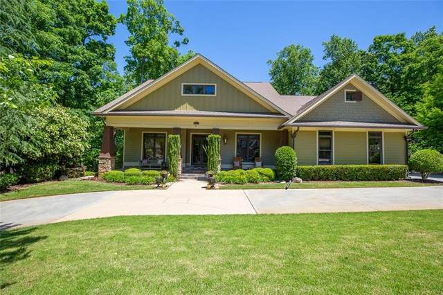 4724 Chateau Forest Way, Hoschton, GA 30548 (MLS #6884510) :: The Heyl Group at Keller Williams