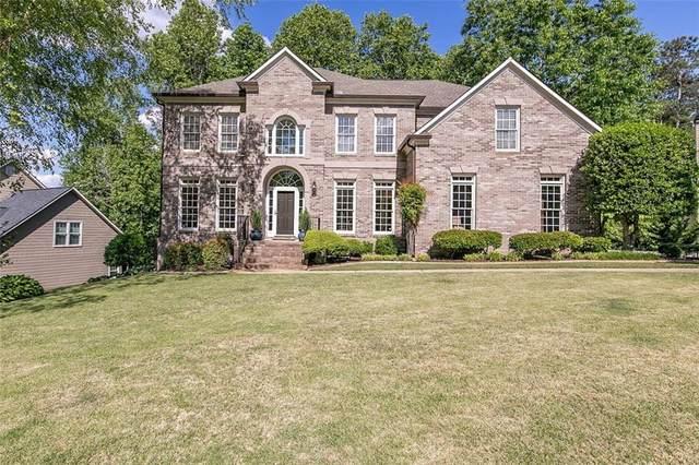 5270 Camden Lake Parkway NW, Acworth, GA 30101 (MLS #6884535) :: AlpharettaZen Expert Home Advisors
