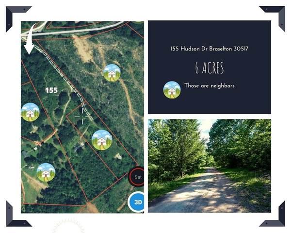155 Hudson Drive, Braselton, GA 30517 (MLS #6884539) :: AlpharettaZen Expert Home Advisors