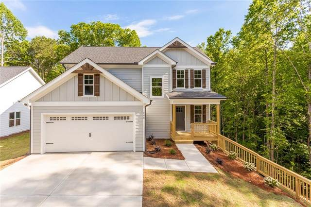 145 Shadow Lane, Dawsonville, GA 30534 (MLS #6884546) :: The Heyl Group at Keller Williams