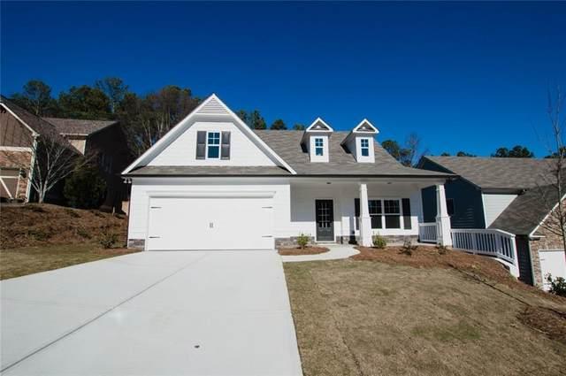 528 Silver Leaf Parkway, Bremen, GA 30110 (MLS #6884622) :: North Atlanta Home Team