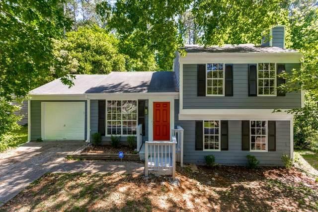 1348 Mill Lake Circle, Stone Mountain, GA 30088 (MLS #6884650) :: AlpharettaZen Expert Home Advisors