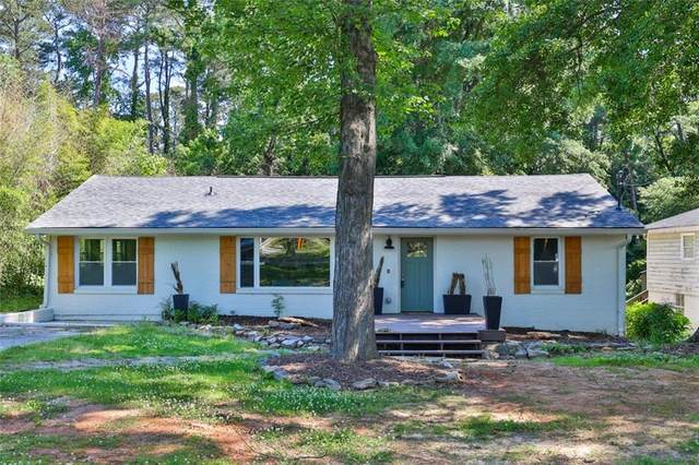 1976 Dering Circle NE, Atlanta, GA 30345 (MLS #6884658) :: North Atlanta Home Team
