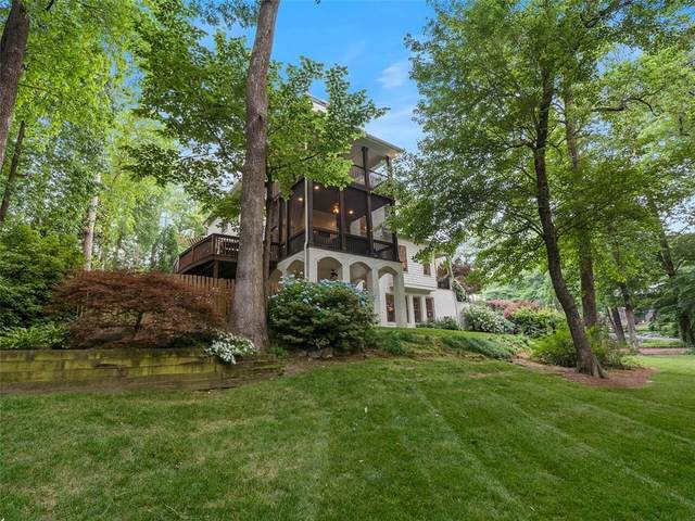 1607 Grant Drive NE, Brookhaven, GA 30319 (MLS #6884661) :: Kennesaw Life Real Estate