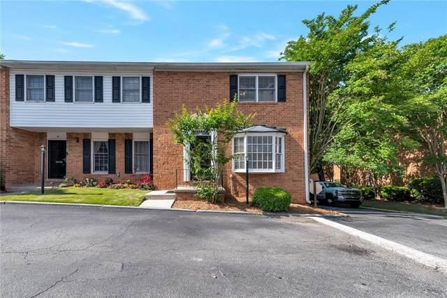 6520 Roswell Road NE #29, Sandy Springs, GA 30328 (MLS #6884670) :: AlpharettaZen Expert Home Advisors