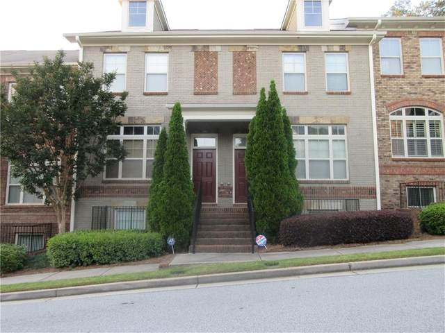 7260 Glisten Avenue #97, Atlanta, GA 30328 (MLS #6884678) :: RE/MAX Paramount Properties