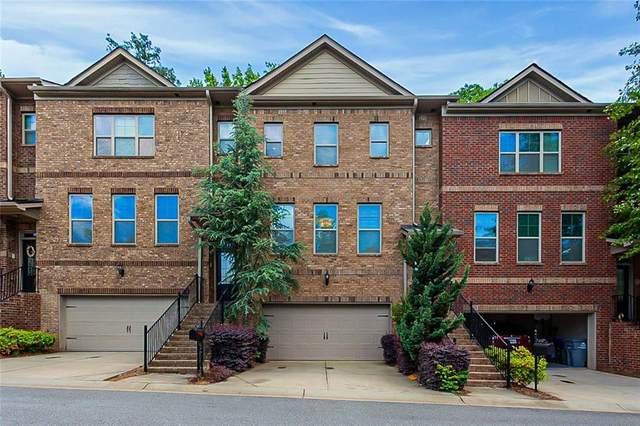810 Jardin Court #41, Alpharetta, GA 30022 (MLS #6884694) :: North Atlanta Home Team